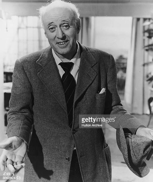 Image Result For Christmas Carol Tiny Tim Puppet: Alastair Sim Stock Photos And Pictures