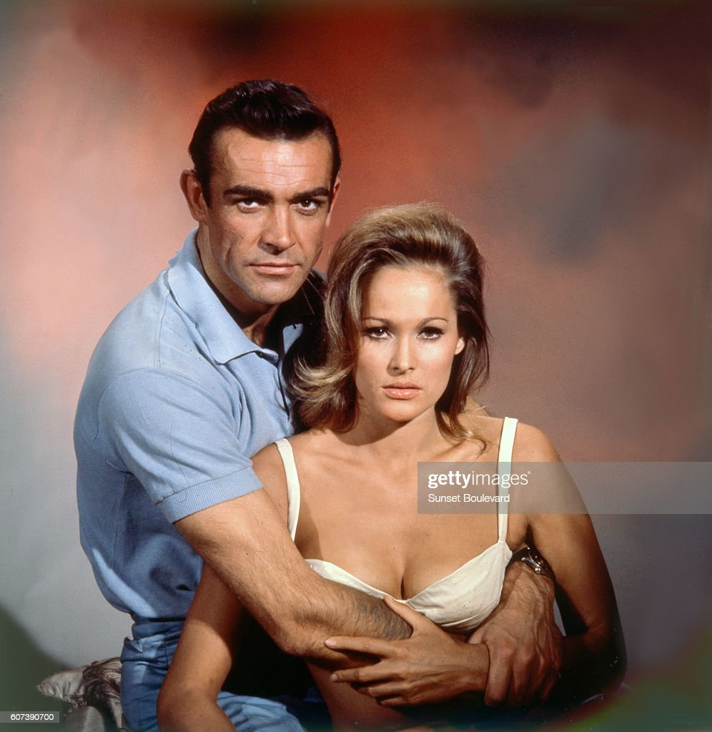 On the set of Dr. No : News Photo