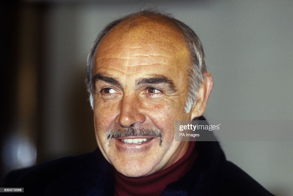 Sean Connery Name of the Rose : News Photo