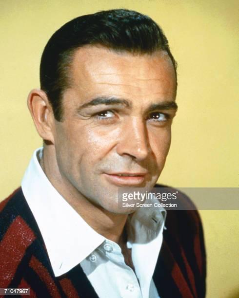 Scottish actor Sean Connery circa 1965
