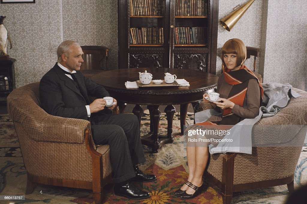 Sean Connery In The Red Tent : News Photo