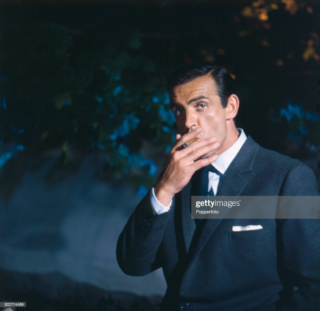 Sean Connery In From Russia With Love : News Photo