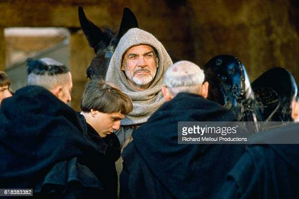 Scottish actor Sean Connery stars in the 1986 film The Name of the Rose directed by JeanJacques Annaud and based on the novel by Umberto Eco The film...