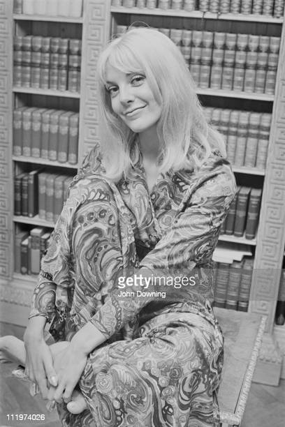 Scottish actress Aimi MacDonald 28th July 1969