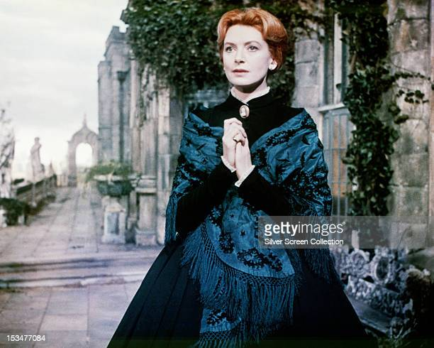 Scottish actress Deborah Kerr as Miss Giddens in 'The Innocents' directed by Jack Clayton 1961 The film is based on the novella 'The Turn Of The...