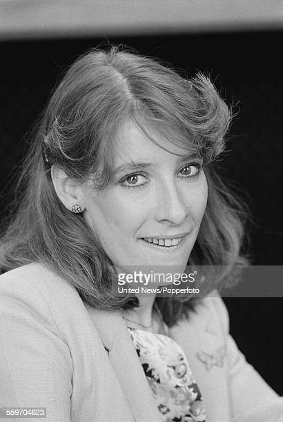 Scottish actress Phyllis Logan who plays the character of Janie in the film 'Another Time Another Place' posed in London on 17th February 1984