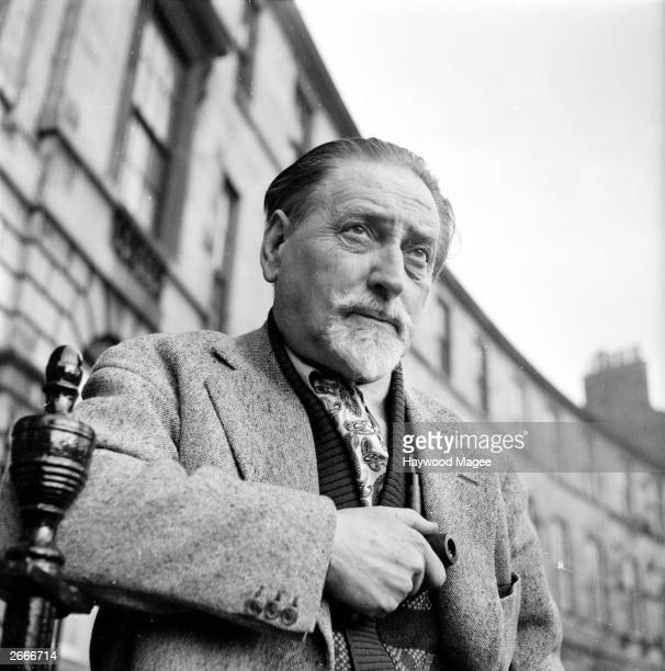 'Scottish' author Sir Compton Mackenzie who lives in Edinburgh and has found much of his inspiration in his adopted country. Mackenzie has worked as...