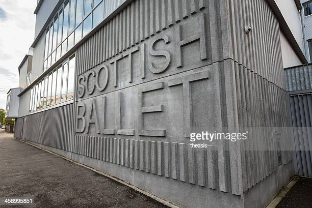 scottish ballet, glasgow - theasis stock pictures, royalty-free photos & images