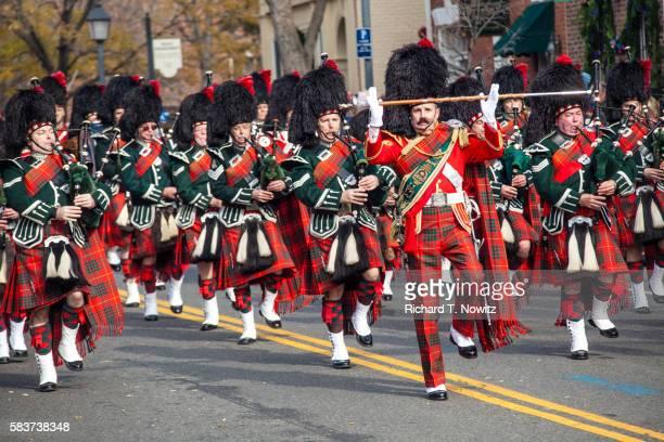 Scottish Christmas Parade