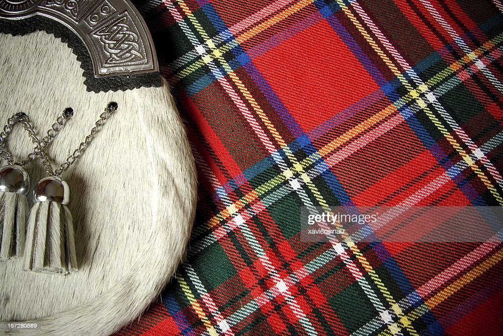 Scottish Culture : Stock Photo