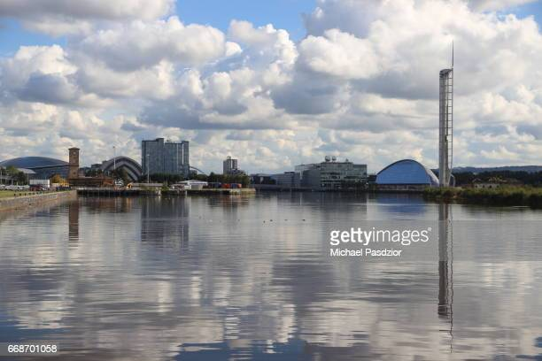 scottish exhibition center - clyde auditorium stock pictures, royalty-free photos & images