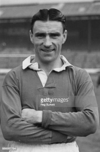 Scottish footballer Bobby Campbell of Chelsea FC 18th August 1953