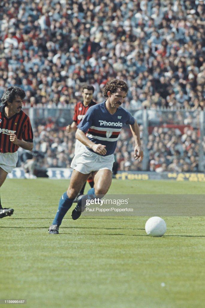 Sampdoria v AC Milan : ニュース写真