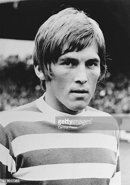 Scottish footballer Kenny Dalglish of Celtic FC June 1974