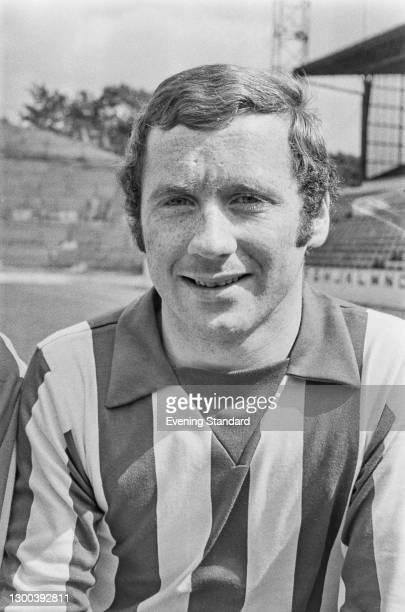 Scottish footballer Tommy Craig of Sheffield Wednesday FC, UK, 25th July 1972.