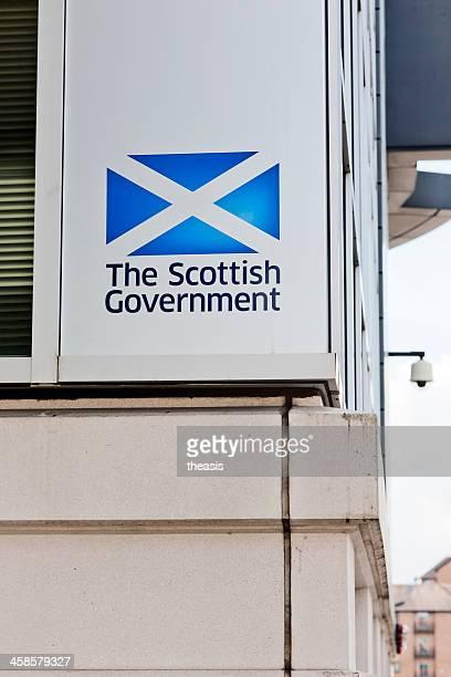 schottische regierung logo - theasis stock-fotos und bilder