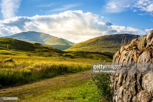 scottish highlands - scottish highlands stock pictures, royalty-free photos & images