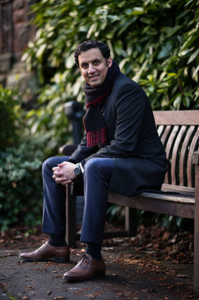 GBR: Scottish Labour Leadership Hopeful - Anas Sawar