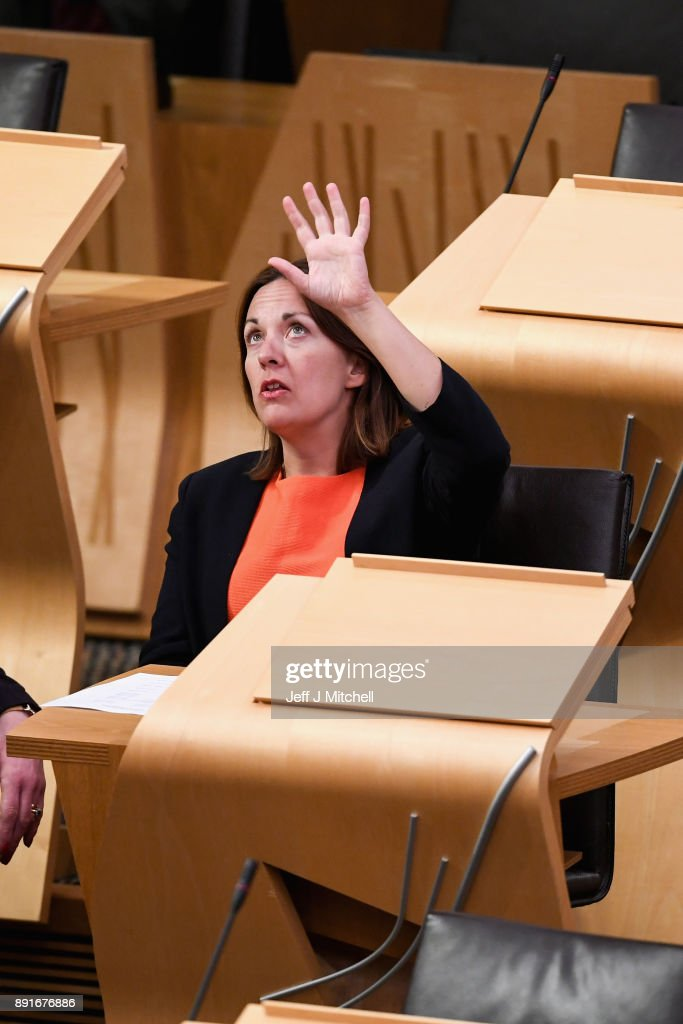 Kezia Dugdale Facing Political Showdown On Return From Reality TV Show