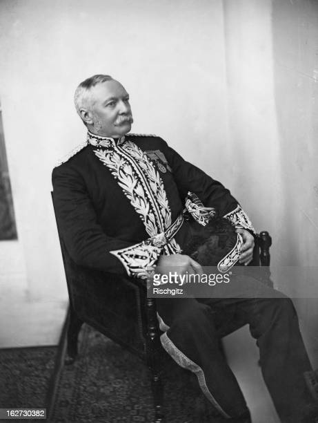 Scottish lawyer, colonial administrator and police commissioner James Monro , circa 1888. In 1886, Monro was made the first Assistant Commissioner of...