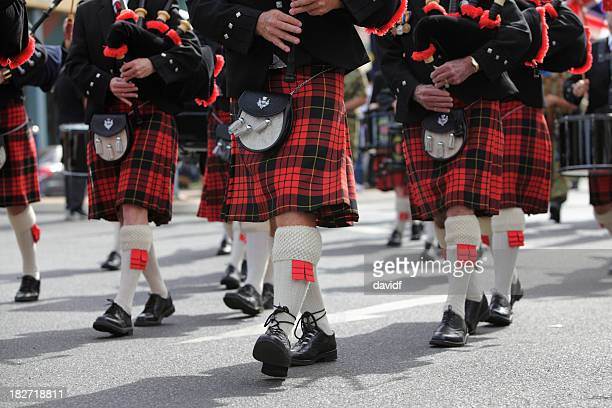 Scottish Marching Band