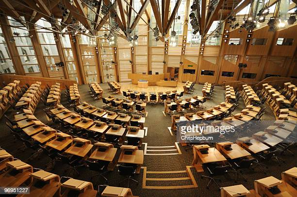 Scottish Parliamentary Building