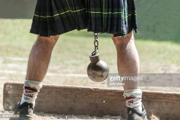Scottish person