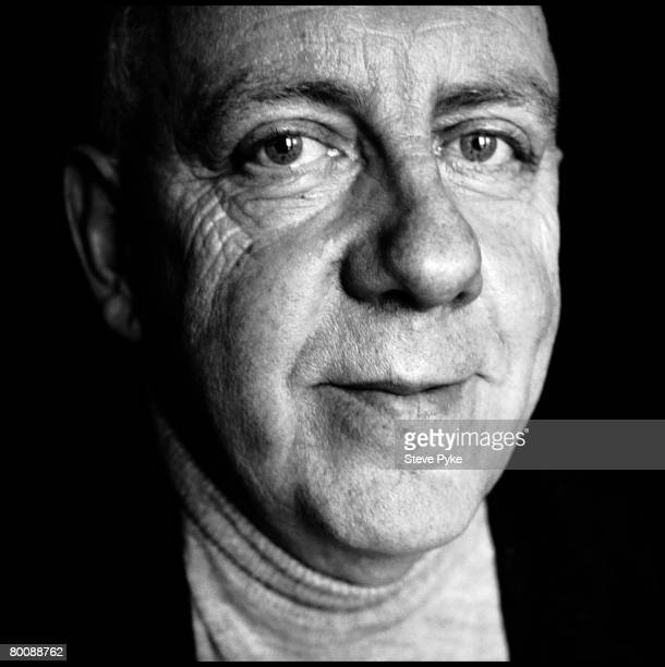Scottish philosophy professor Alasdair MacIntyre London 24th March 1992 MacIntyre is best known for his work in moral and political philosophy and is...