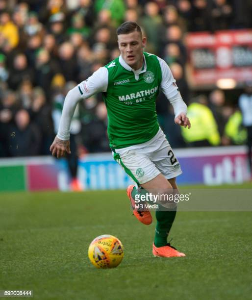 Scottish Premiership Hibernian v Celtic Easter Road Stadium Edinburgh Midlothian UK'n'nHibs held the league leaders to a 22 draw in a closely fought...
