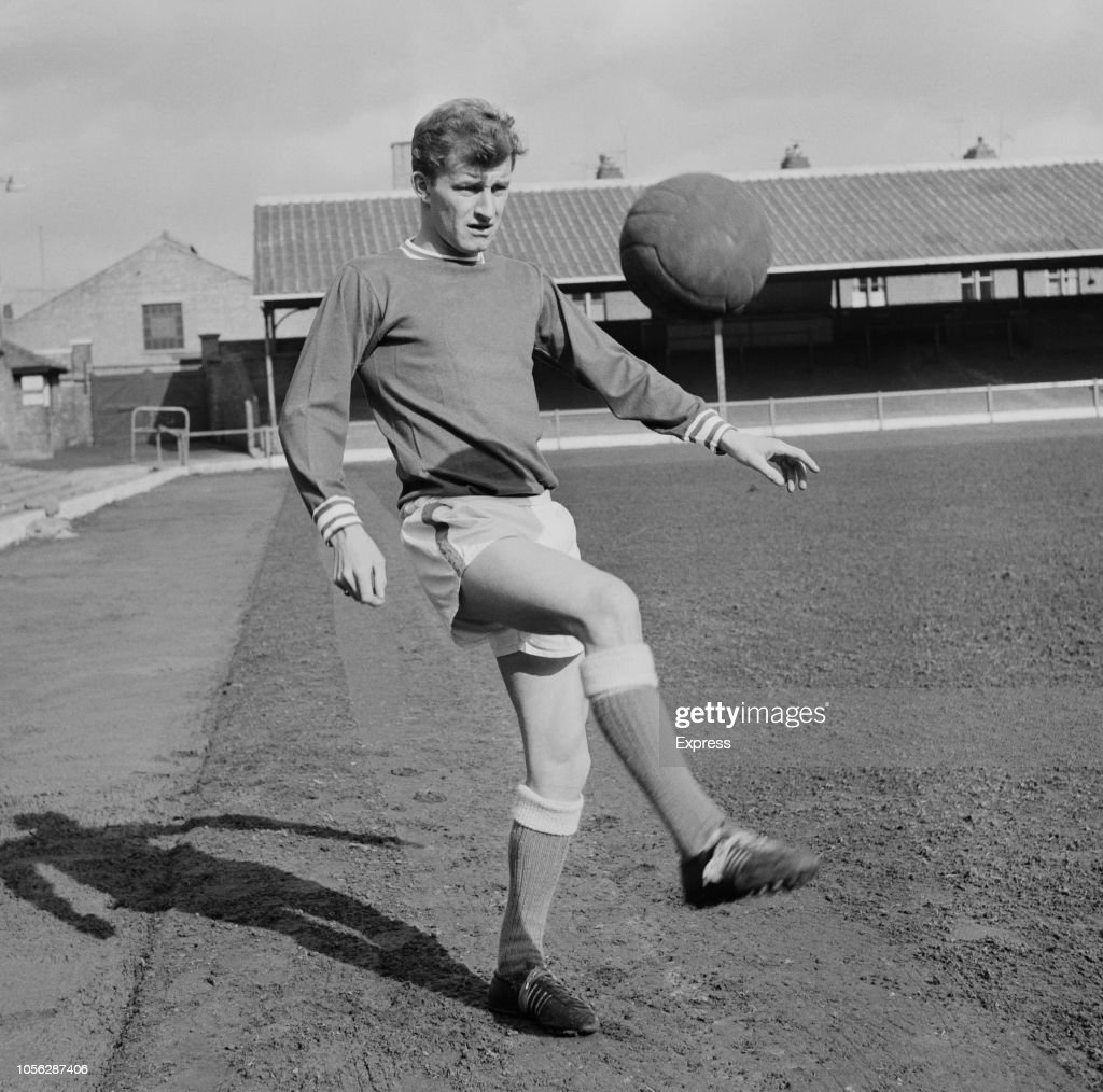 Dave Gibson Of Leicester City FC : News Photo