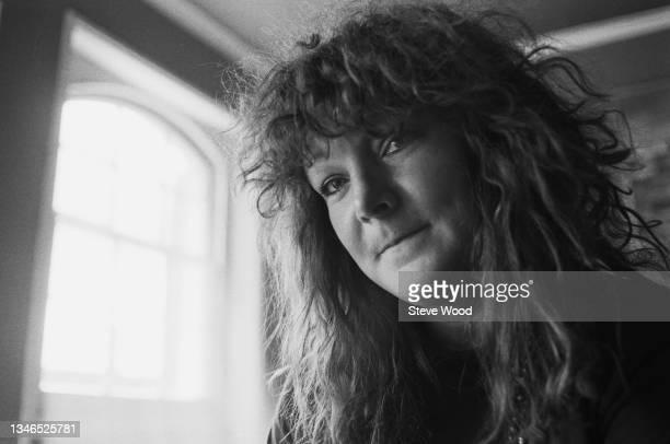 Scottish rock singer Maggie Bell, UK, 20th September 1974.