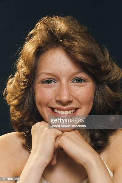 Scottish singer Lena Zavaroni in London on 22nd July 1977.