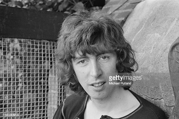 Scottish singersongwriter Al Stewart 1971