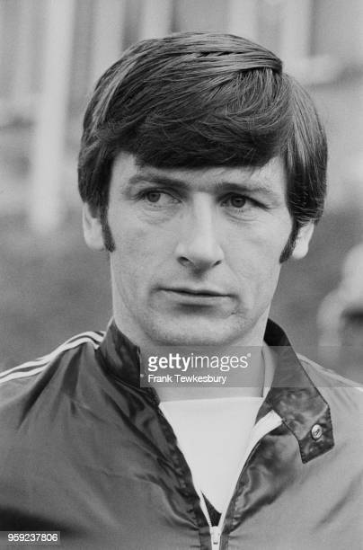 Scottish soccer player and manager Bruce Rioch UK 22nd May 1978