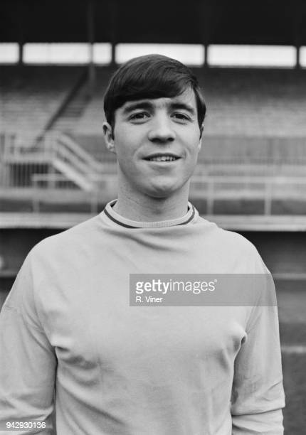 Scottish soccer player Ernie Hannigan of Coventry City FC UK 20th January 1968
