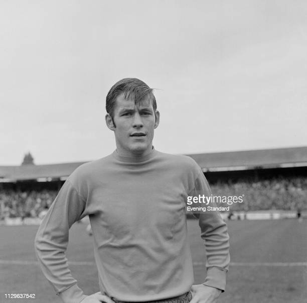 Scottish soccer player Jim McCalliog of Sheffield Wednesday FC UK 7th November 1968