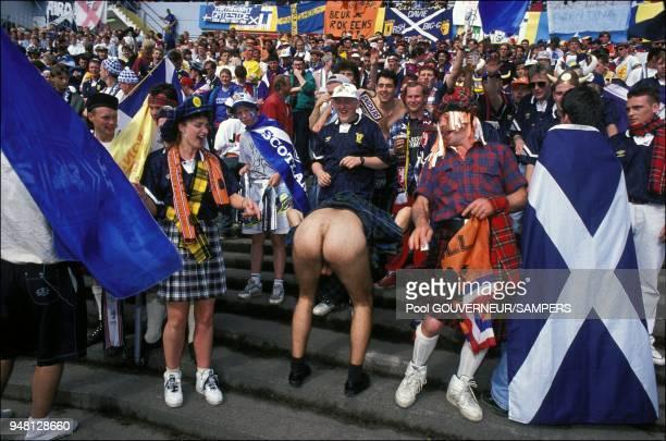 Scottish supporters