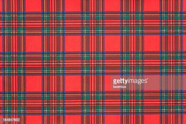 scottish tartan - schotland stockfoto's en -beelden