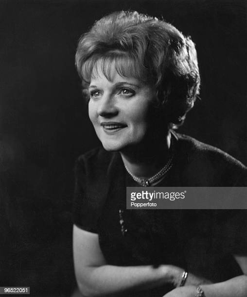 Scottish writer Muriel Spark circa 1963