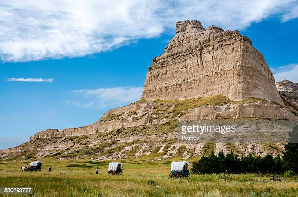 scotts bluff - nebraska stock photos and pictures