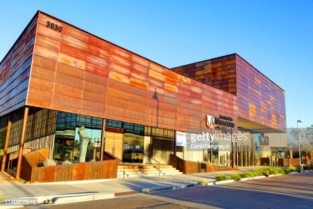 スコッツデールミュージアムオブザウエスト - スコッツデール ストックフォトと画像