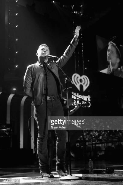 Scotty McCreery performs onstage during the 2018 iHeartCountry Festival By ATT at The Frank Erwin Center on May 5 2018 in Austin Texas