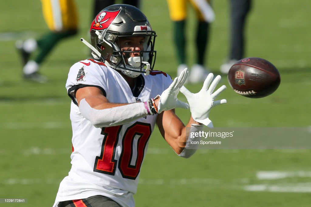 NFL: OCT 18 Packers at Buccaneers : News Photo