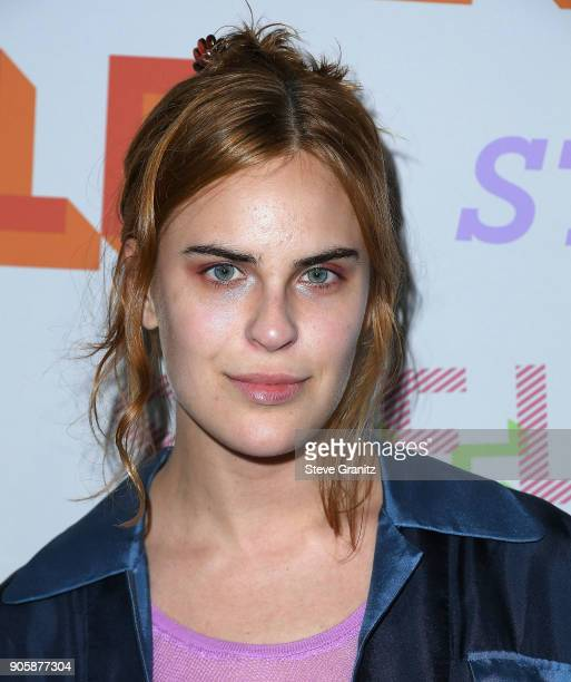 Scout LaRue Willis arrives at the Stella McCartney's Autumn 2018 Collection Launch on January 16 2018 in Los Angeles California