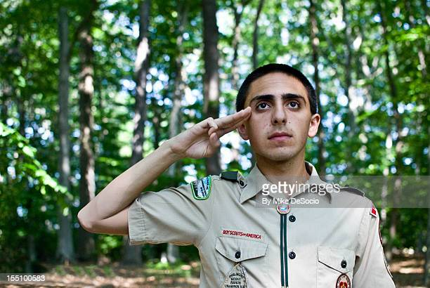 scout - boy scout stock photos and pictures