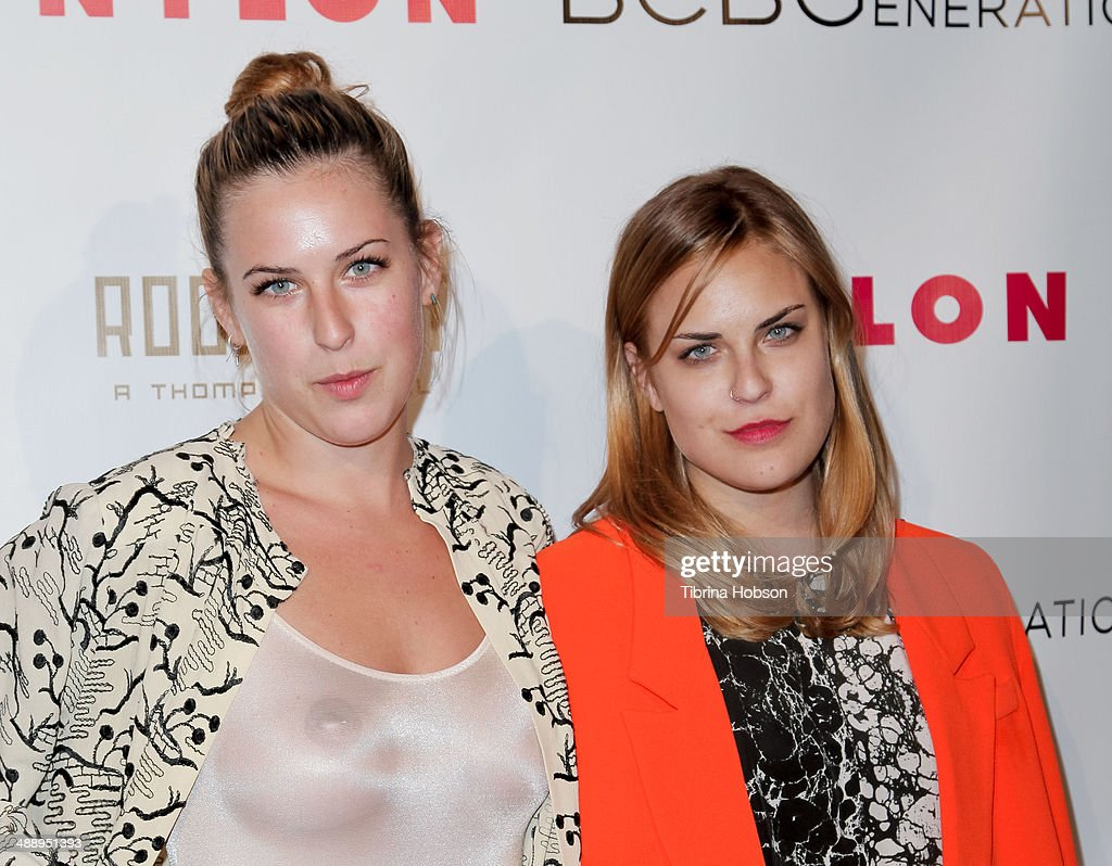 Nylon + BCBGeneration May Young Hollywood Party - Arrivals