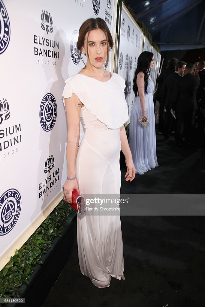 Scout Willis attends The Art of Elysium presents Stevie Wonder's HEAVEN - Celebrating the 10th Anniversary at Red Studios on January 7, 2017 in Los Angeles, California.