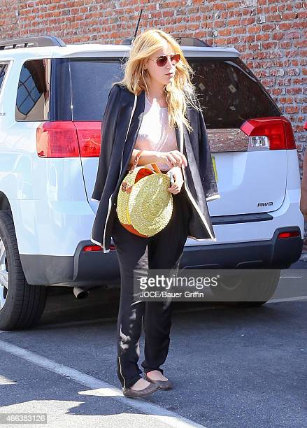 Scout Willis is seen in Hollywood on March 14 2015 in Los Angeles California