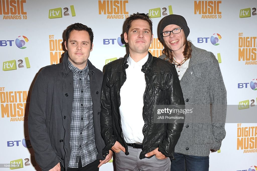 BT Digital Music Awards - Press Boards
