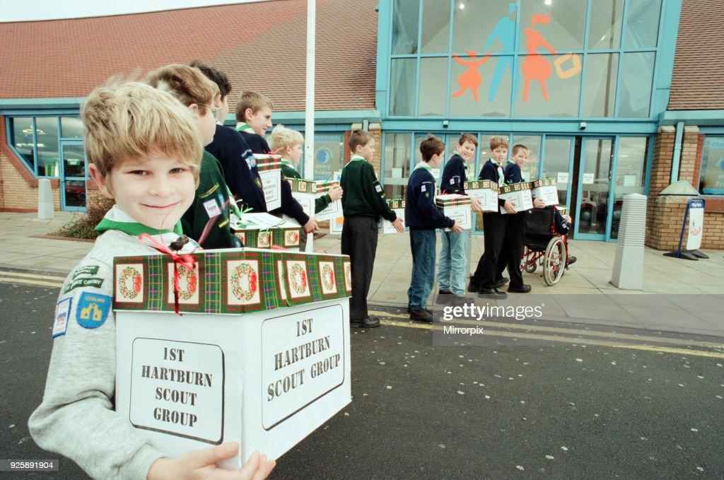 Remember When Boy Scouts : Nachrichtenfoto